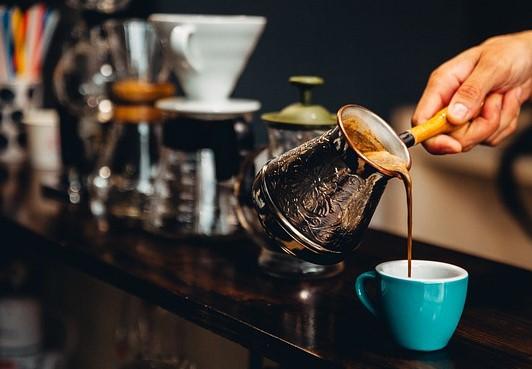 Brewing Turkish and Greek Coffee